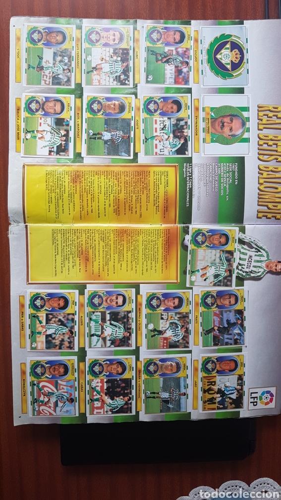 Coleccionismo Álbum: ALBUM CROMOS 1996 97 LFP COLECCIONES ESTE - Foto 20 - 192555443
