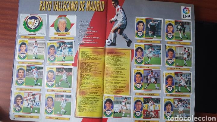Coleccionismo Álbum: ALBUM CROMOS 1996 97 LFP COLECCIONES ESTE - Foto 21 - 192555443