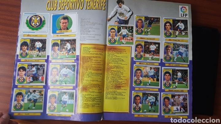 Coleccionismo Álbum: ALBUM CROMOS 1996 97 LFP COLECCIONES ESTE - Foto 23 - 192555443