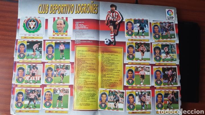 Coleccionismo Álbum: ALBUM CROMOS 1996 97 LFP COLECCIONES ESTE - Foto 25 - 192555443