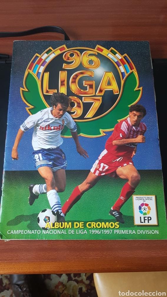 ALBUM CROMOS 1996 97 LFP COLECCIONES ESTE (Coleccionismo - Cromos y Álbumes - Álbumes Completos)