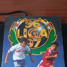 Coleccionismo Álbum: ALBUM CROMOS 1996 97 LFP COLECCIONES ESTE. Lote 192555443