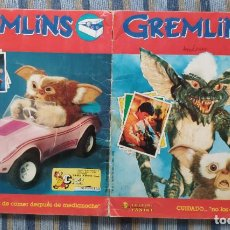 Collectionnisme Album: ALBUM DE CROMOS LOS GREMLINS (COMPLETO) - (PANINI 1984). Lote 193001277