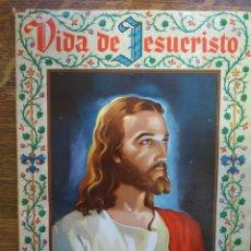 Coleccionismo Álbum: ALBUM VIDA DE JESUCRISTO. Lote 193448696