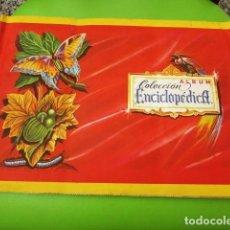 Coleccionismo Álbum: RARISIMO ÁLBUM COLECCIÓN ENCICLOPÉDICA ALMEX S.A. Lote 193661767
