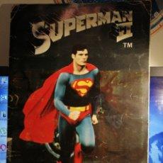 Coleccionismo Álbum: ALBUM DE CROMOS SUPERMAN II COMPLETO. Lote 193710940