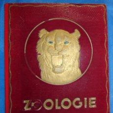 Coleccionismo Álbum: ÁLBUM COMPLETO. ZOOLOGIE. CACAO CHOCOLAT KWATTA, S/F.. Lote 193721095