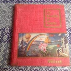 Coleccionismo Álbum: LAS MARAVILLAS DEL UNIVERSO COMPLETO NETSLE . Lote 193826056