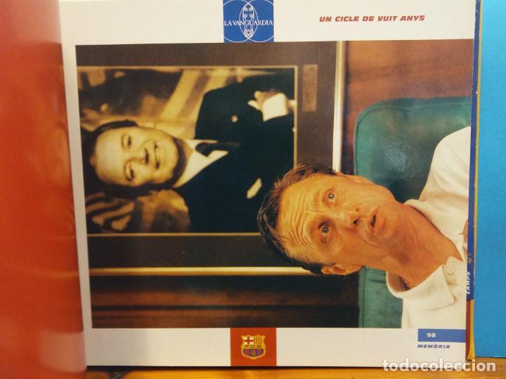 Coleccionismo Álbum: EL GRAN ALBUM DEL BARÇA. CENT ANYS EN BLAU I GRANA. FCB. LA VANGUARDIA. VER FOTOS - Foto 3 - 194011241