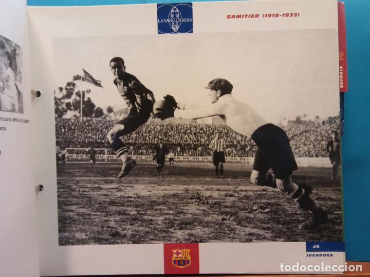 Coleccionismo Álbum: EL GRAN ALBUM DEL BARÇA. CENT ANYS EN BLAU I GRANA. FCB. LA VANGUARDIA. VER FOTOS - Foto 6 - 194011241