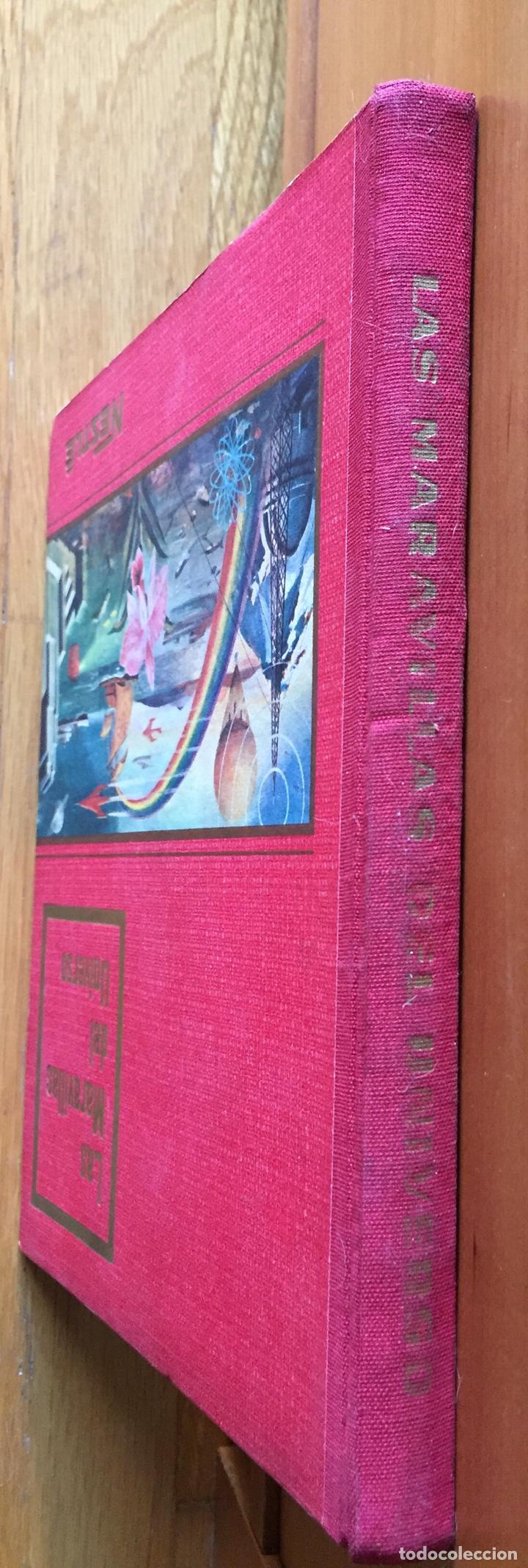 Coleccionismo Álbum: LAS MARAVILLAS DEL UNIVERSO, NESTLE Completo - Foto 2 - 194205625