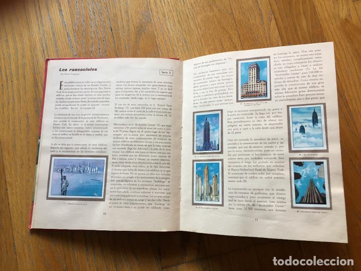Coleccionismo Álbum: LAS MARAVILLAS DEL UNIVERSO, NESTLE Completo - Foto 4 - 194205625