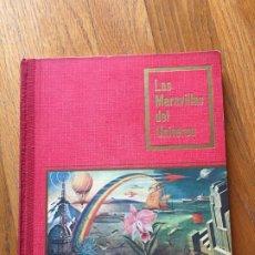 Coleccionismo Álbum: LAS MARAVILLAS DEL UNIVERSO, NESTLE COMPLETO. Lote 194205625
