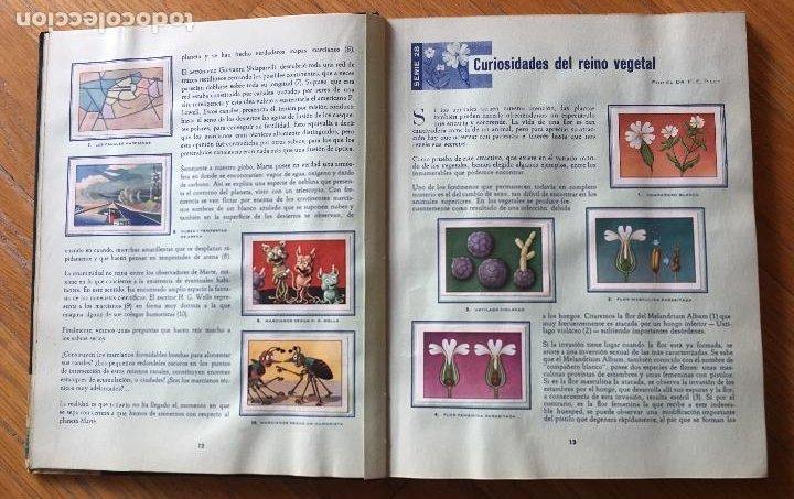 Coleccionismo Álbum: ALBUM LAS MARAVILLAS DEL UNIVERSO 2, NESTLE Completo - Foto 3 - 194206642