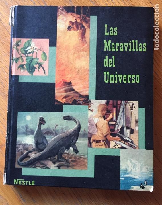 Coleccionismo Álbum: ALBUM LAS MARAVILLAS DEL UNIVERSO 2, NESTLE Completo - Foto 5 - 194206642