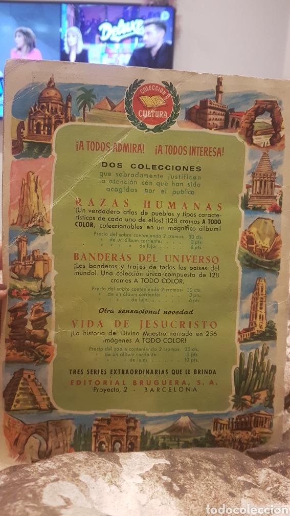 Coleccionismo Álbum: ALBUM MARAVILLAS DEL MUNDO COMPLETO - Foto 2 - 194214486