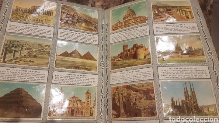 Coleccionismo Álbum: ALBUM MARAVILLAS DEL MUNDO COMPLETO - Foto 3 - 194214486