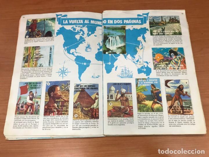 Coleccionismo Álbum: EL PORQUE DE LAS COSAS N3 ALBUM BIMBO - Foto 8 - 194215596
