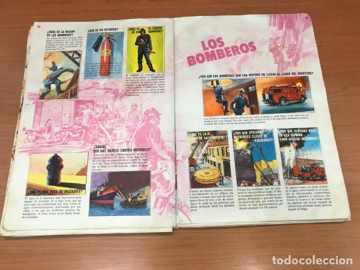 Coleccionismo Álbum: EL PORQUE DE LAS COSAS N3 ALBUM BIMBO - Foto 19 - 194215596