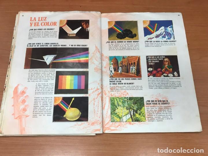 Coleccionismo Álbum: EL PORQUE DE LAS COSAS N3 ALBUM BIMBO - Foto 26 - 194215596