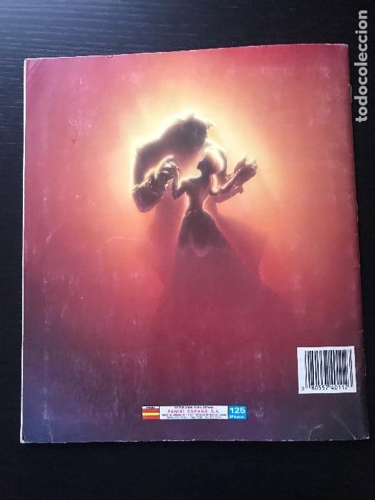 Coleccionismo Álbum: LA BELLA Y LA BESTIA DISNEY PANINI - ALBUM DE CROMOS COMPLETO BUEN ESTADO - Foto 7 - 194223228