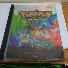 Coleccionismo Álbum: POKEMON EVOLUTION 2005 CARDS COMPLETA. Lote 194332721