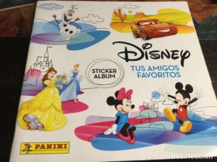 Coleccionismo Álbum: ALBUM DISNEY TUS AMIGOS FAVORITOS - ALBUM PLANCHA NUEVO Y 192 cromos sin pegar nuevos - Lote 4 - Foto 3 - 194356647