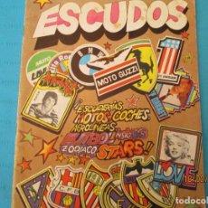 Coleccionismo Álbum: ESCUDOS DIDEC 1981. Lote 194382573