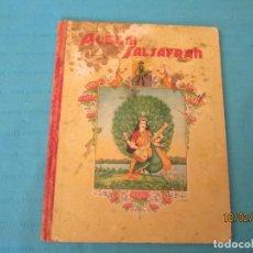 Coleccionismo Álbum: ALBUM SALSAFRAN . Lote 194387157