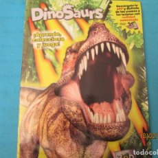 Coleccionismo Álbum: DINOSAURS 3 D CARDS. Lote 194390046