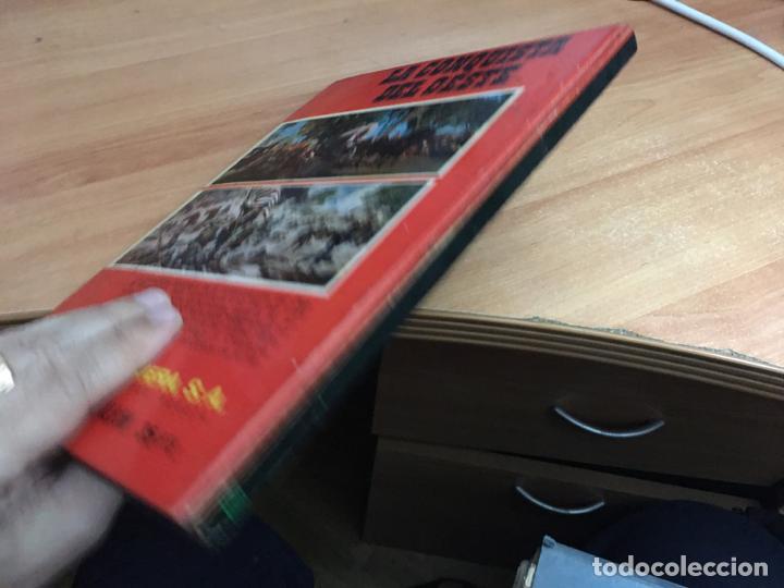 Coleccionismo Álbum: LA CONQUISTA DEL OESTE ALBUM COMPLETO BRUGUERA TAPA DURA 1963 (COIB59) - Foto 2 - 194504620
