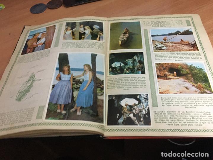 Coleccionismo Álbum: LA CONQUISTA DEL OESTE ALBUM COMPLETO BRUGUERA TAPA DURA 1963 (COIB59) - Foto 12 - 194504620