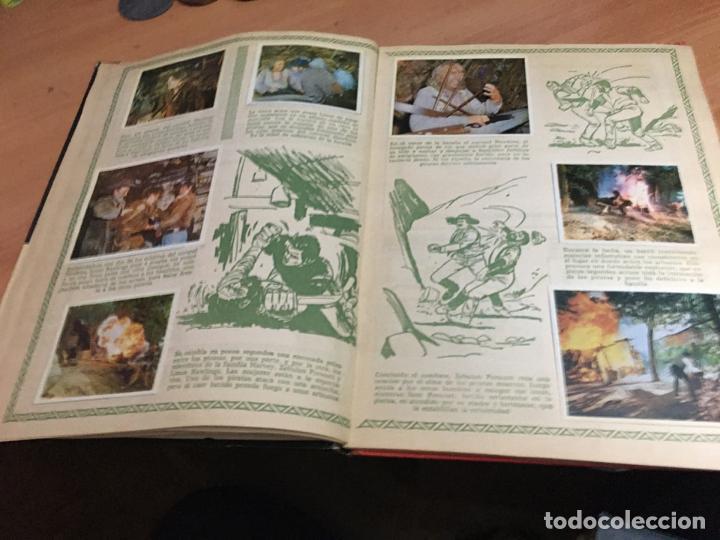 Coleccionismo Álbum: LA CONQUISTA DEL OESTE ALBUM COMPLETO BRUGUERA TAPA DURA 1963 (COIB59) - Foto 13 - 194504620
