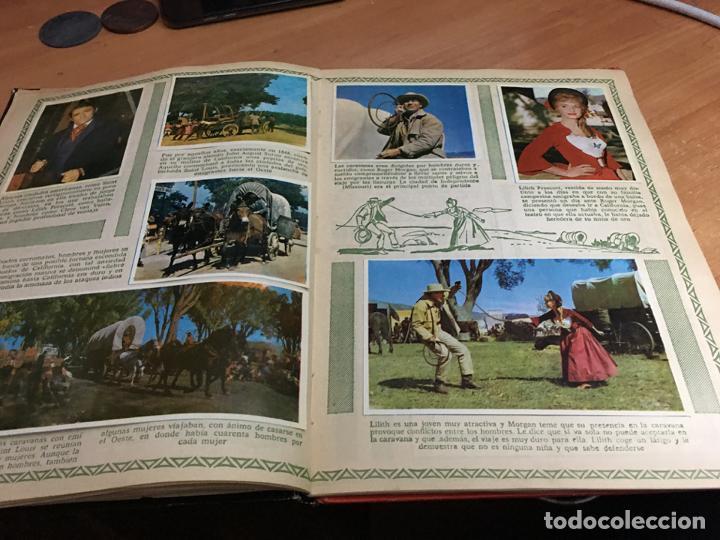 Coleccionismo Álbum: LA CONQUISTA DEL OESTE ALBUM COMPLETO BRUGUERA TAPA DURA 1963 (COIB59) - Foto 15 - 194504620