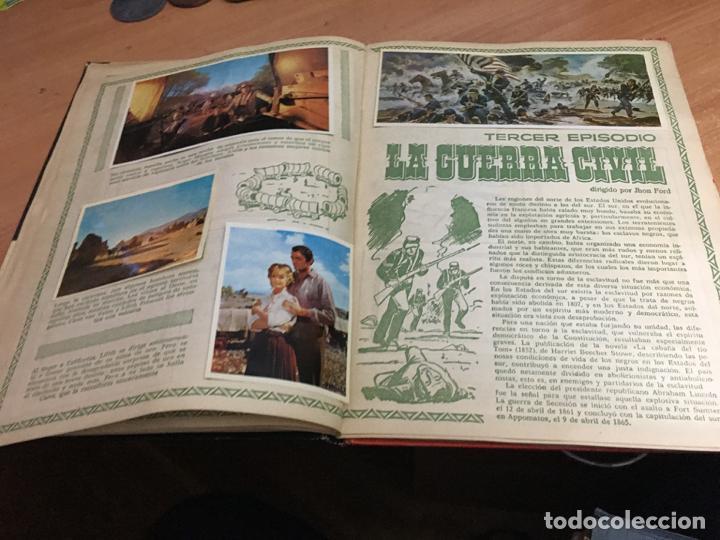 Coleccionismo Álbum: LA CONQUISTA DEL OESTE ALBUM COMPLETO BRUGUERA TAPA DURA 1963 (COIB59) - Foto 18 - 194504620