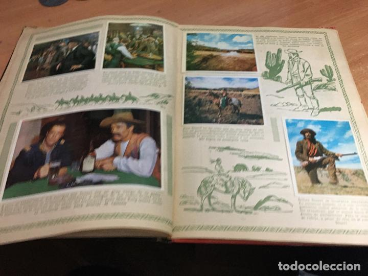 Coleccionismo Álbum: LA CONQUISTA DEL OESTE ALBUM COMPLETO BRUGUERA TAPA DURA 1963 (COIB59) - Foto 24 - 194504620
