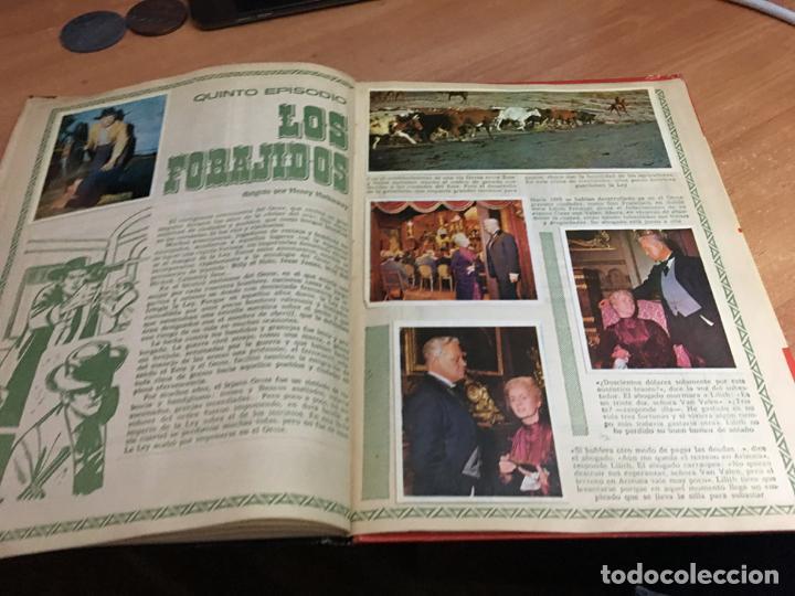 Coleccionismo Álbum: LA CONQUISTA DEL OESTE ALBUM COMPLETO BRUGUERA TAPA DURA 1963 (COIB59) - Foto 31 - 194504620