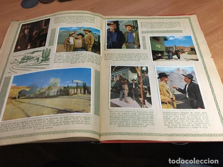 Coleccionismo Álbum: LA CONQUISTA DEL OESTE ALBUM COMPLETO BRUGUERA TAPA DURA 1963 (COIB59) - Foto 32 - 194504620