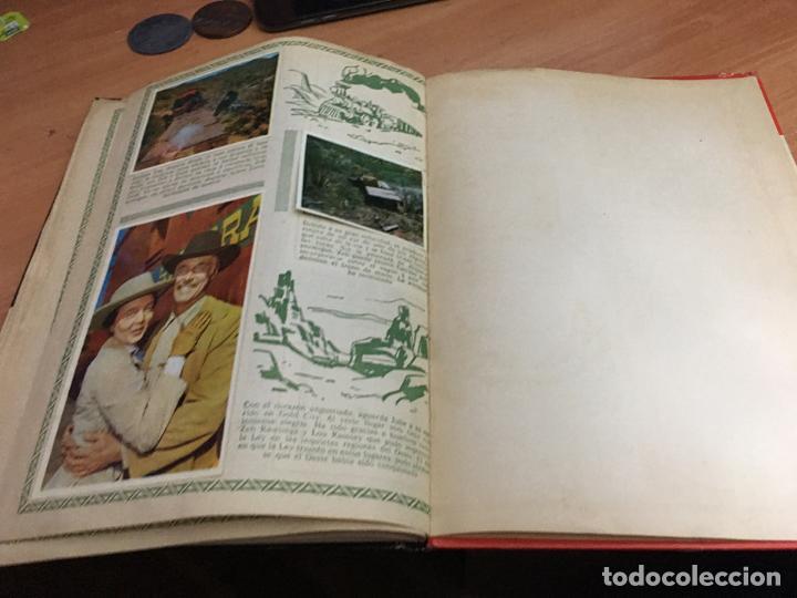 Coleccionismo Álbum: LA CONQUISTA DEL OESTE ALBUM COMPLETO BRUGUERA TAPA DURA 1963 (COIB59) - Foto 35 - 194504620