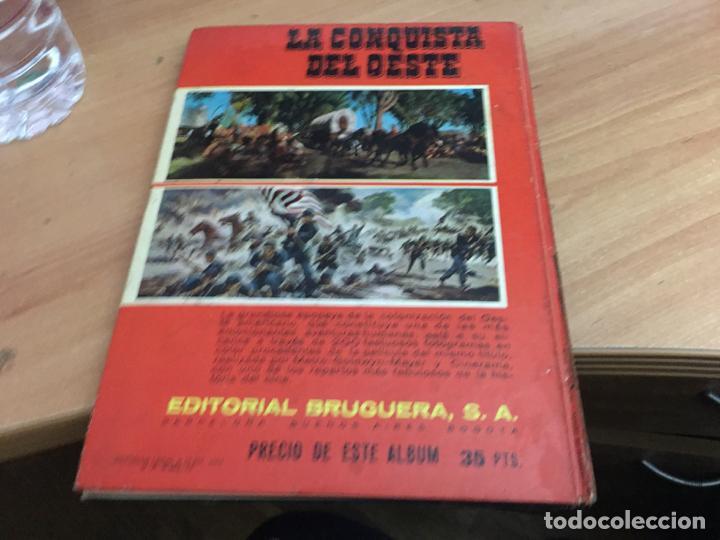 Coleccionismo Álbum: LA CONQUISTA DEL OESTE ALBUM COMPLETO BRUGUERA TAPA DURA 1963 (COIB59) - Foto 37 - 194504620