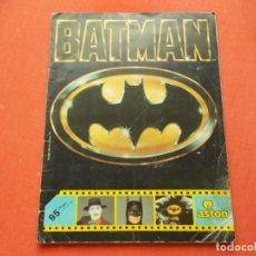 Coleccionismo Álbum: BATMAN ED. ASTON 1989 COMPLETO LEER. Lote 194532571
