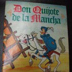 Coleccionismo Álbum: ALBUM DE CROMOS DON QUIJOTE DE LA MANCHA DE DANONE 1979 CROMO - COMPLETO. Lote 194604967