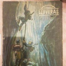 Coleccionismo Álbum: ALBUM VIAJE AL CENTRO DE LA TIERRA. Lote 194642197