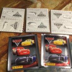 Coleccionismo Álbum: COMPLETA CARS 3 — 208 CROMOS NUEVOS SIN ÁLBUM . Lote 194732470