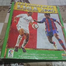 Coleccionismo Álbum: MUNDICROMO 2006 ALBUM ARCHIVADOR VACIO . Lote 194733287