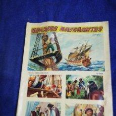 Coleccionismo Álbum: GRANDES NAVEGANTES. ALBUM CROMOS. Lote 194763381