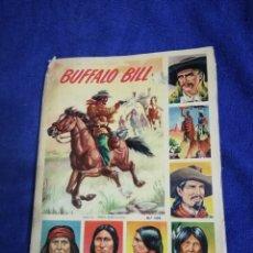 Coleccionismo Álbum: BUFFALO BILL. ALBUM CROMOS. Lote 194763770