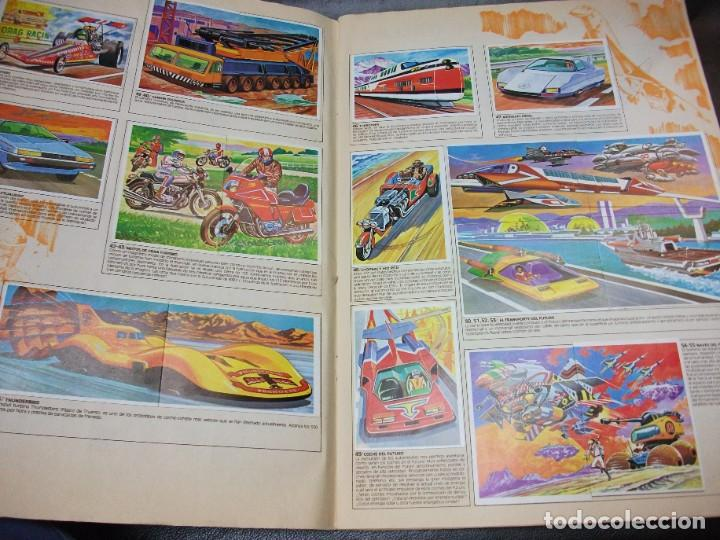 Coleccionismo Álbum: ALBUM DE CROMOS TECNICA Y ACCION DE ESTE CROMO 1980 COMPLETO - Foto 2 - 194882260
