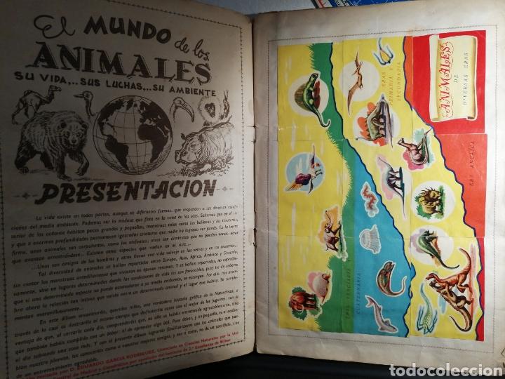 Coleccionismo Álbum: Album de cromos Completo DE LA SELVA MISTERIOSA A LOS ABISMOS DEL MAR - Foto 2 - 194887642