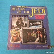 Coleccionismo Álbum: STAR WARS RETURN OF THE JEDI . Lote 194914930